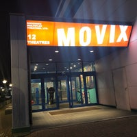 Photo taken at Movix by だっこん on 2/6/2018