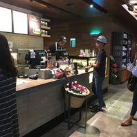 Photo taken at Starbucks by Siti A. on 12/10/2017