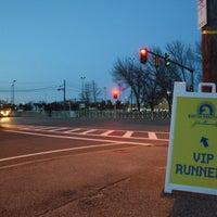 Photo taken at Boston Marathon Start Line by Todd V. on 4/18/2016
