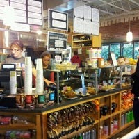 Photo taken at Bloc 11 Cafe by Todd V. on 9/29/2012