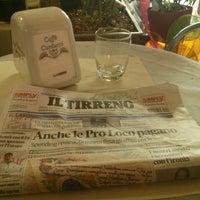 Foto scattata a Caffe Carducci da Pietro M. il 9/8/2014