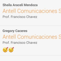 Photo taken at Antell Comunicaciones S.A. by Gregory C. on 6/14/2014
