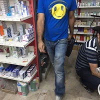 Photo taken at Dr. Mahmoudi Drugstore | داروخانه دکتر محمودی by AmirAli A. on 7/23/2017