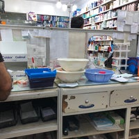 Photo taken at Dr. Mahmoudi Drugstore | داروخانه دکتر محمودی by AmirAli A. on 7/16/2018