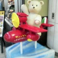 12/22/2012にmax34がTULLY'S COFFEE 羽田空港第一ターミナル店で撮った写真