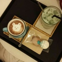 Photo taken at cafe noriter by Maryjane Z. on 12/27/2015