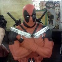 Photo taken at Newbury Comics by Deej S. on 2/3/2013