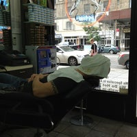 Photo taken at Michael's Today's Barber Shop by Joseph S. on 7/10/2013