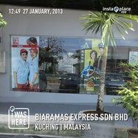Photo taken at Biaramas Express Sdn Bhd by Lynn M. on 1/27/2013