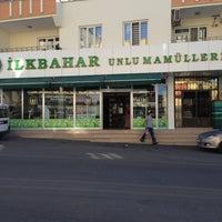 Photo taken at İlkbahar Unlu Mamülleri by Şaban T. on 9/13/2013