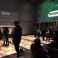Photo taken at WGBH by xina on 11/16/2017