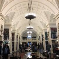 Photo taken at Boston Athenaeum by xina on 10/22/2016