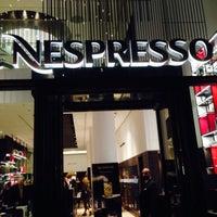 Das Foto wurde bei Nespresso Boutique von Stefan S. am 12/22/2014 aufgenommen