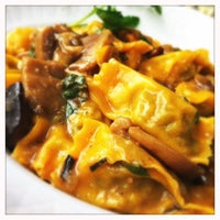 Photo taken at Trattoria Picchi by Ailin A. on 10/8/2013
