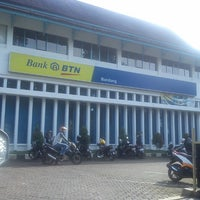 Photo taken at Bank BTN by Ary M. on 4/2/2013