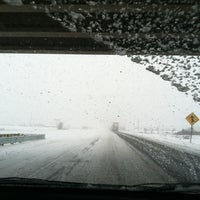Photo taken at Interstate 94 by Angel L. on 3/5/2013