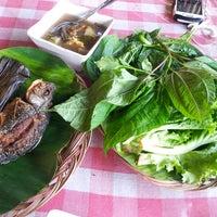 Photo taken at RM bale bambu ciwidey by Reynold R. on 9/1/2013