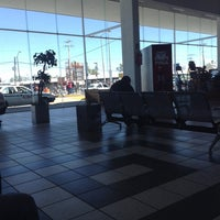 Photo taken at Central de Autobuses by Luis M. on 3/11/2014