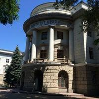 Photo taken at Одесская национальная академия связи им. А.С. Попова(ОНАС) by Viktor S. on 6/27/2016