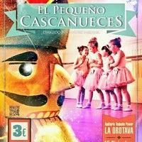 Photo taken at Casa Cultura Rómulo Betancourt by Escuela de Danza P. on 11/29/2013