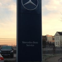 Photo taken at Mercedes-Benz Service by Stefan S. on 12/17/2013
