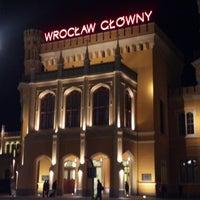 Снимок сделан в Wrocław Główny пользователем Oleksandr T. 9/11/2013