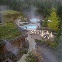 รูปภาพถ่ายที่ Scandinave Spa Whistler โดย Derya U. เมื่อ 10/29/2012