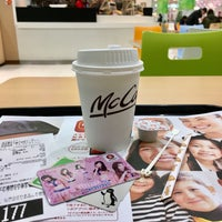 Photo taken at McDonald's by たか♏️ on 1/14/2018