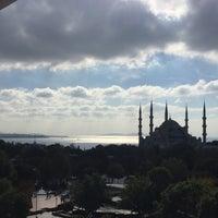 10/16/2015 tarihinde Recep Furkan D.ziyaretçi tarafından Sultanahmet'de çekilen fotoğraf