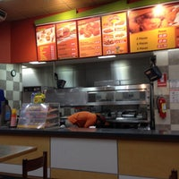 Photo taken at Pollo Campero Apopa II by Samael M. on 1/26/2014