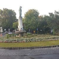 7/11/2013 tarihinde Lazlo R.ziyaretçi tarafından Pasaréti tér'de çekilen fotoğraf