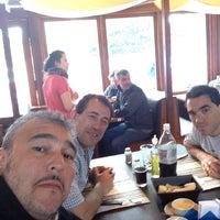 Photo taken at Villa Marista Mar Del Plata by Bruno Q. on 9/20/2014