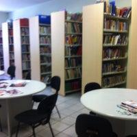 Photo taken at Biblioteca CASFS by (BETA) Alessandra M. on 10/8/2013