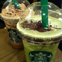 Photo taken at Starbucks by Youngmi O. on 4/18/2013