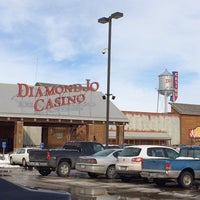 Photo taken at Diamond Jo Casino by Sean C. on 2/18/2014