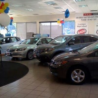 Photo taken at DCH Honda of Gardena by James S. on 10/1/2013