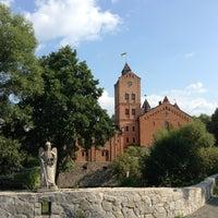 Photo taken at Замок Радомиcль / Radomysl Castle by iEd🚀 on 7/27/2013