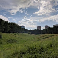 Photo taken at Ноксинский лес by Ruslan on 7/14/2018