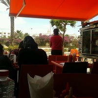 Photo taken at Snack Oussama by Hamza E. on 9/17/2013