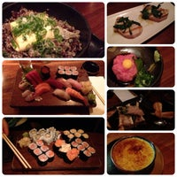 Photo taken at Blue Ribbon Sushi Bar & Grill by Janet M. on 10/20/2013
