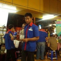 Photo taken at Bakmi Jawa Pak. H. Minto by Dadang K. on 1/5/2013