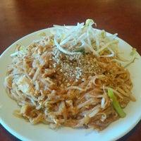 Photo taken at Talay Thai Restaurant by Jason F. on 9/27/2016