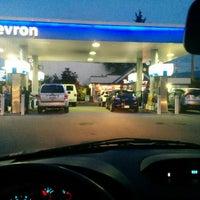 Photo taken at Chevron by Jason F. on 8/6/2015