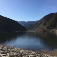 Photo taken at 名栗湖 by GO M. on 2/18/2018