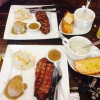 Photo taken at Melantak Steak Hub by Muhammad F. on 5/31/2015