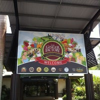 Photo taken at Buderim Ginger Factory by Taybian D. on 10/25/2012