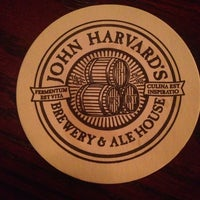 Photo taken at John Harvard's Brewery & Ale House by Paul F. on 6/26/2013