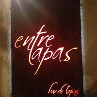 Photo taken at Entre Tapas by Fer A. on 7/31/2013