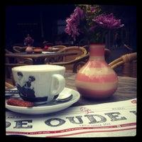 Photo taken at Café De Oude Jan by Tachmy D. on 9/16/2012