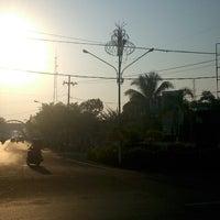 Photo taken at Mojokerto by Khairul R. on 9/28/2014